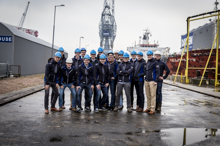 Find out for yourself whether you are ready to participate in the Damen Business Course 2015.